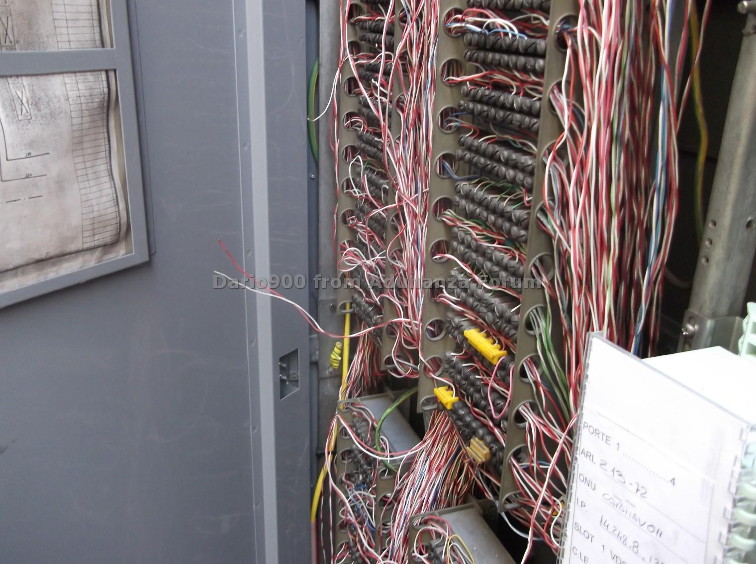 Cabina Armadio Telecom : Fotostoria di una attivazione vdsl telecom banda larga aduforum