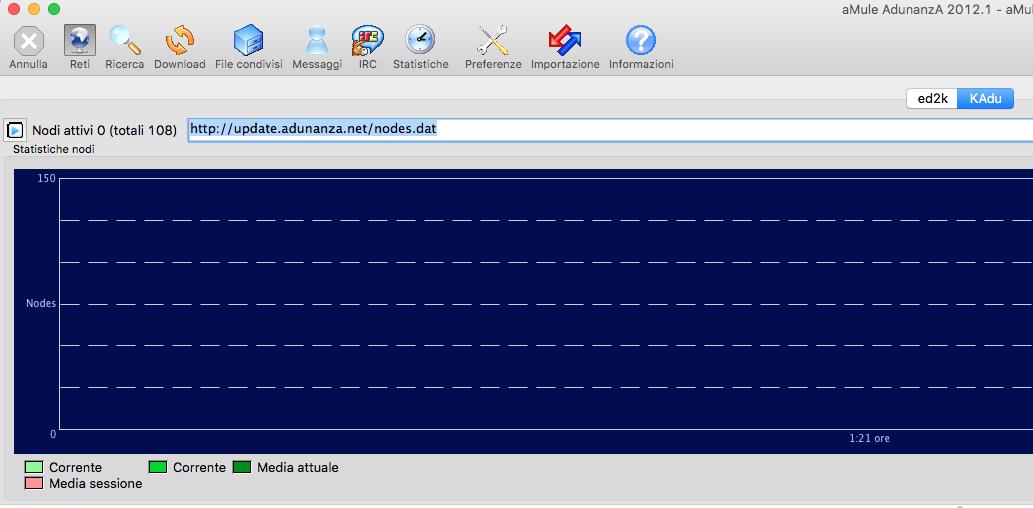 lista server emule adunanza addresses.dat